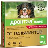 Показания и противопоказания к применению Дронтала для выведения гельминтов у собак