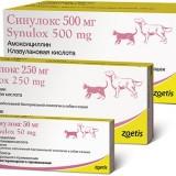 Инструкция по применению Синулокса для собак, а также отзывы о препарате