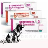 Стоморджил 2, 10, 20 мг: эффективное антибактериальное средство для собак