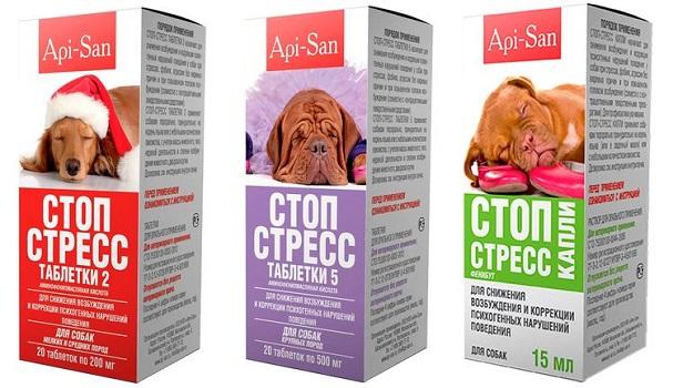 Что такое Стоп Стресс для собак?