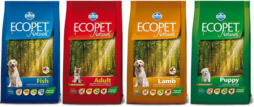 Фармина Ecopet Natural для собак