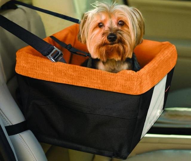 Автогамак для перевозки собак на переднем сидении