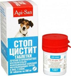 Эффективно ли средство Стоп Цистит для лечения болезней мочеполовой системы у собак? || Стоп цистит био для собак отзывы