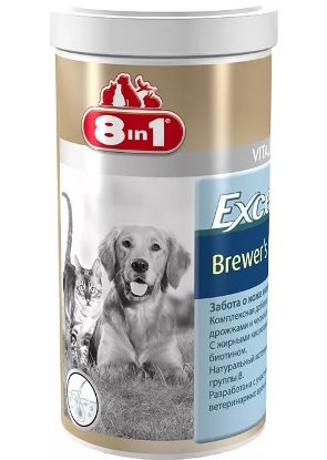 8 in 1 Excel Brewers Yeast