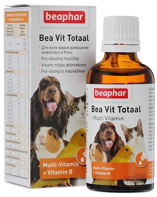 Beaphar Bea Vit Total & Laveta Super