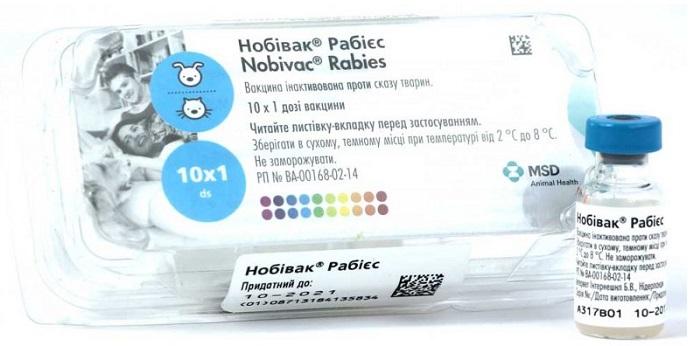 Нобивак Rabies
