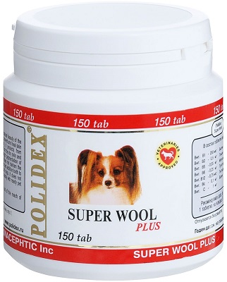 Polidex Super Wool Plus