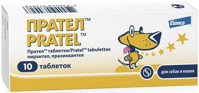 Для чего применяется Прател для собак?
