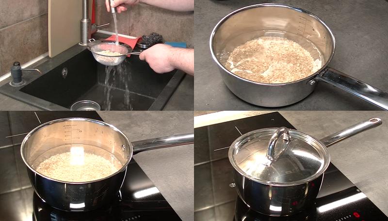 Как готовить перловку собаке?